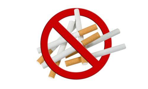 slutte å røyke